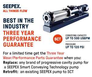 CLICK HERE to learn more about Seepex!