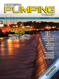 Cover for the June Digital Edition of Modern Pumping Today
