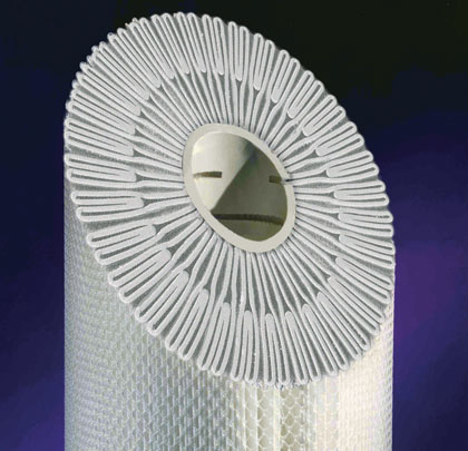 Maximize Your Filtration With High Capacity Pleated