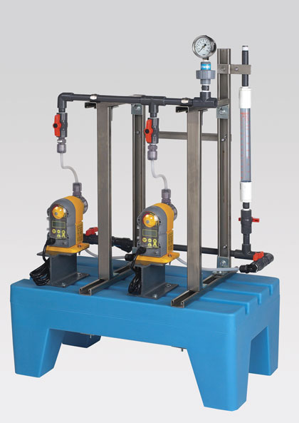 Choosing The Right Chemical Metering Pump For Treatment