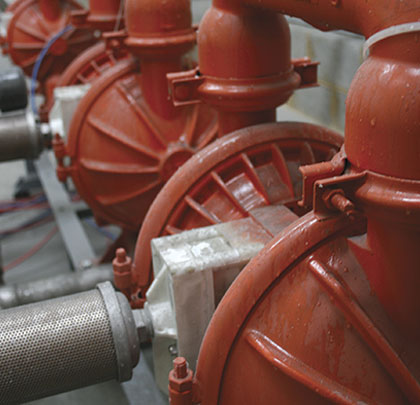 AODD pumps