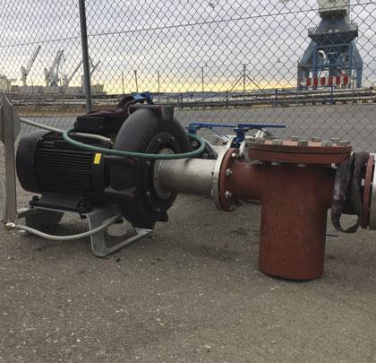chopper pump